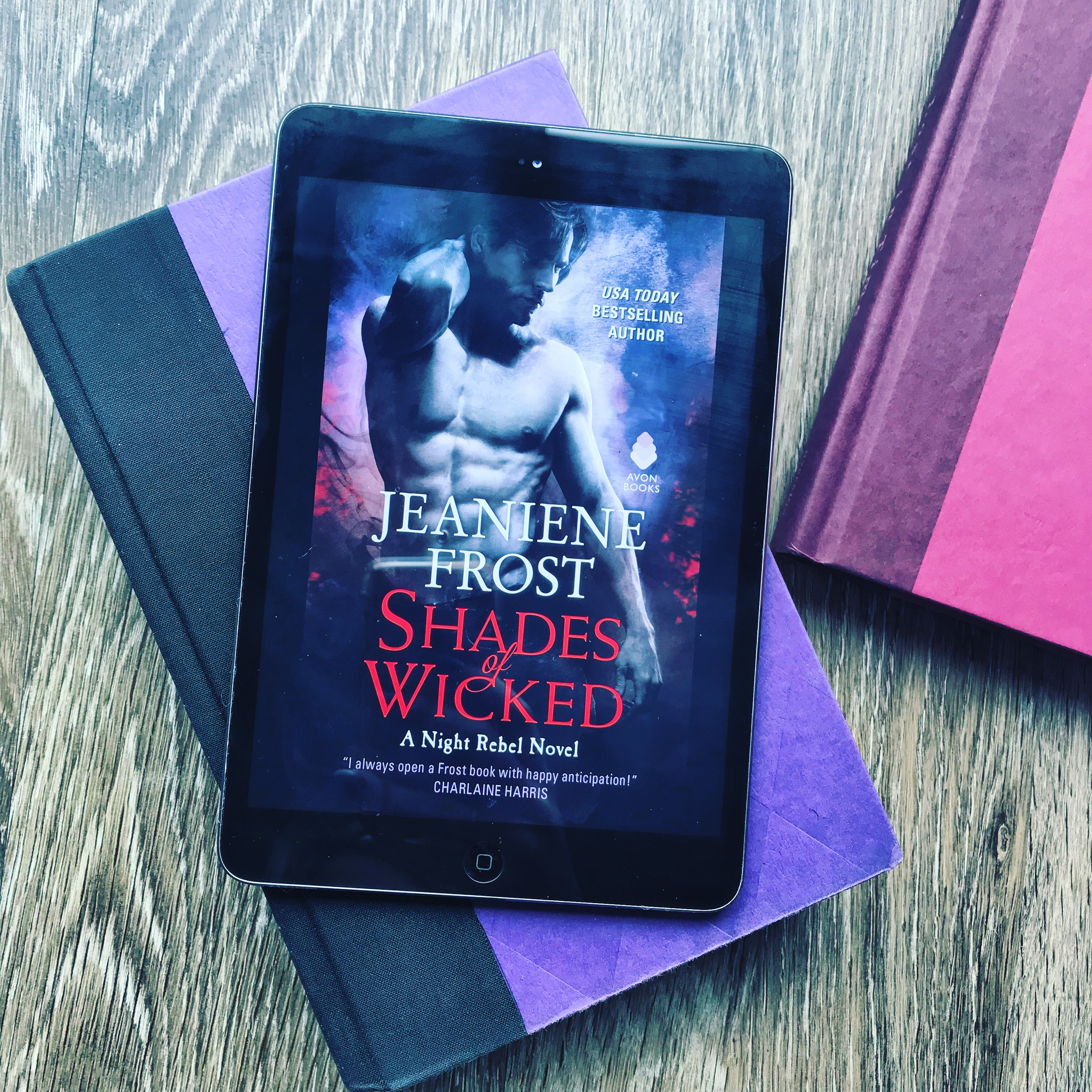 Wicked Nights With a Lover (Avon)